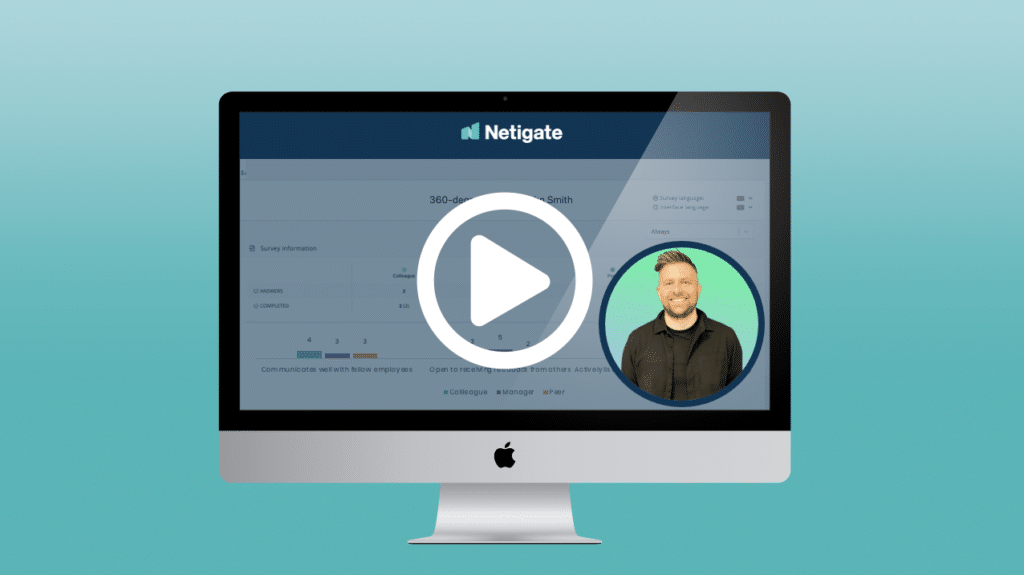 Your guide to Netigate's new platform