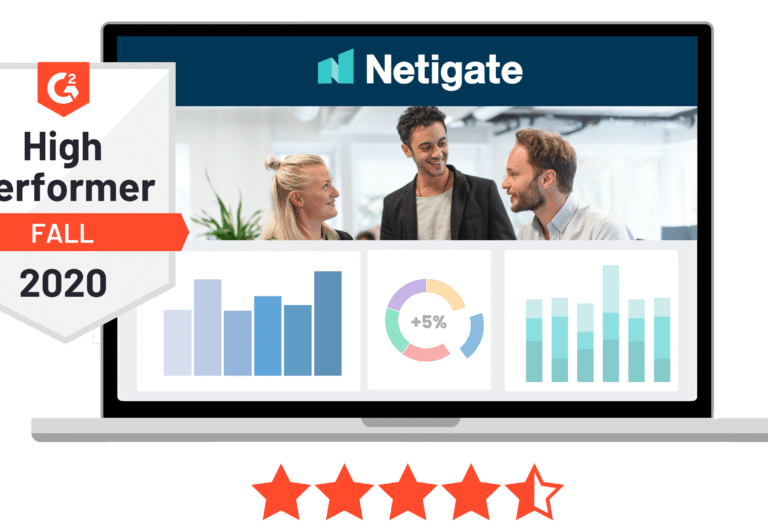 G2 CROWD RECOMMENDS NETIGATE