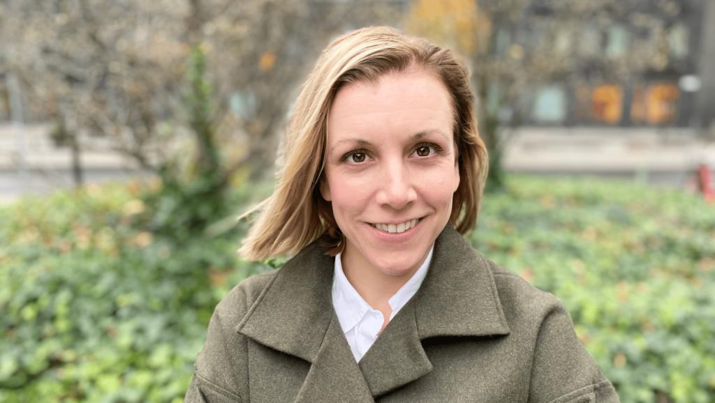 SaaS-profilen Anna Ferreira Gomes går till Netigate