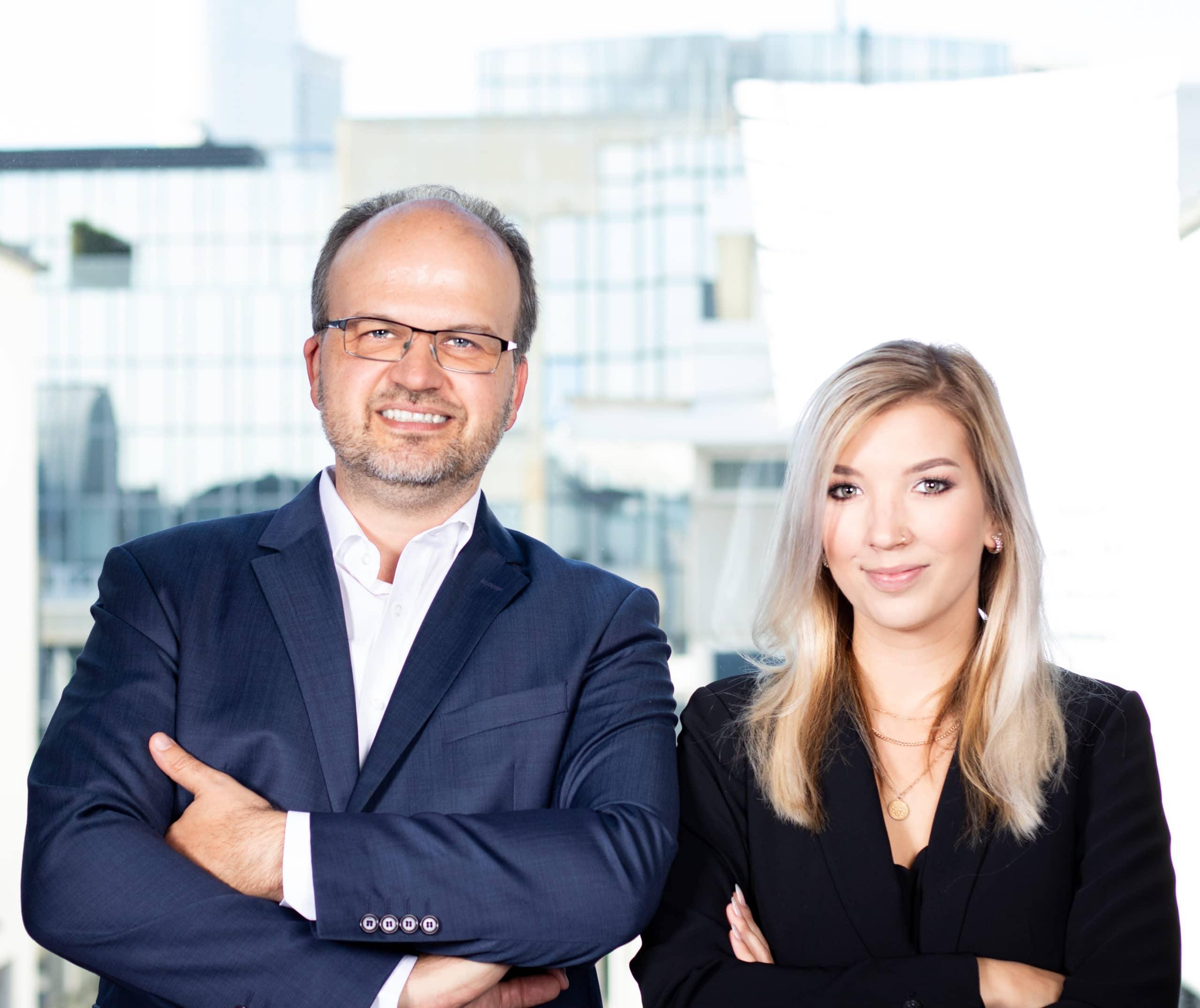 Rainer Schätzlein & Laura Rudolph
