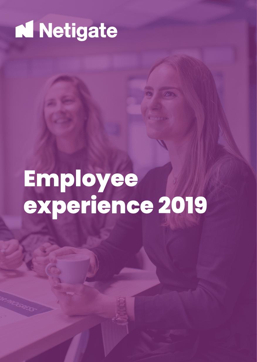 Employee Experience 2019