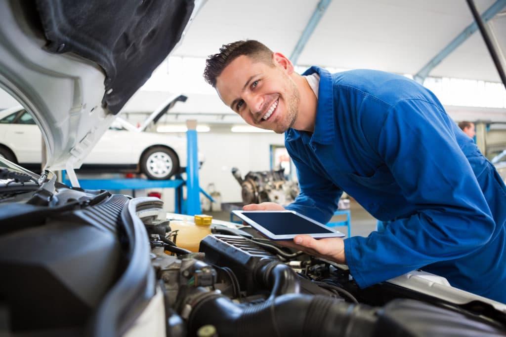 automotive employee