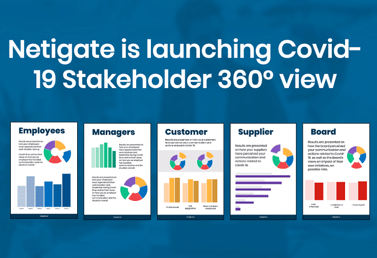 Covid 19 stakeholder report