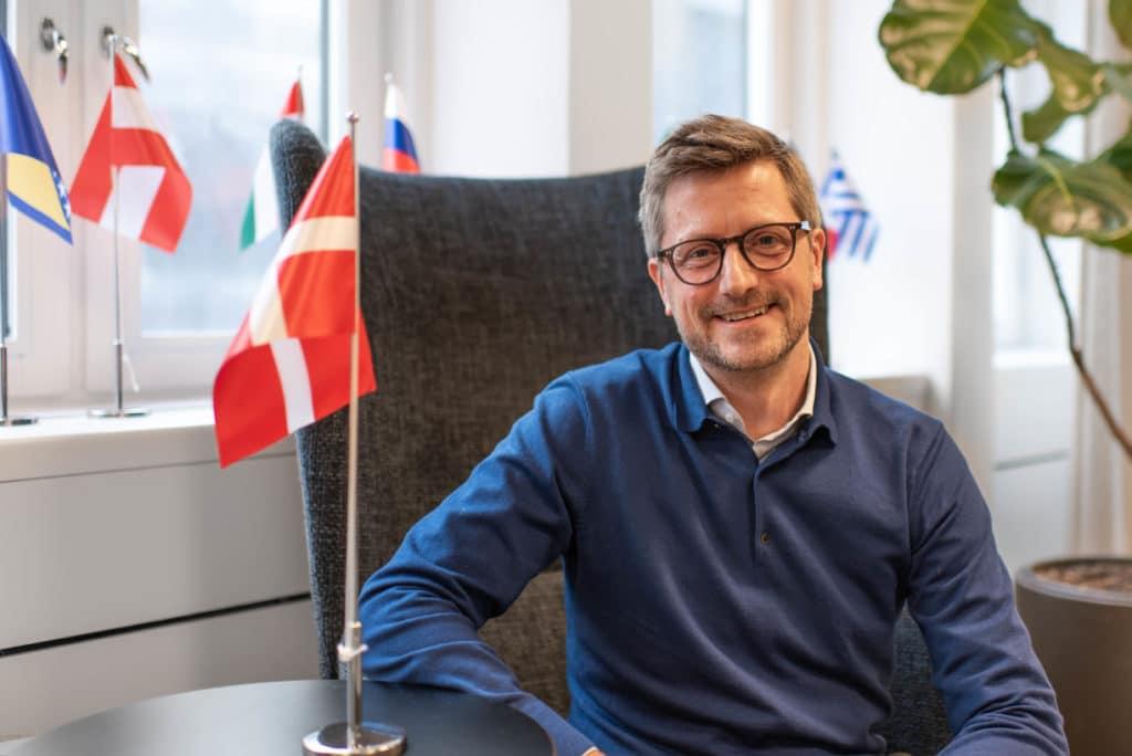 Meet Mikkel Drucker, Netigate's new CEO