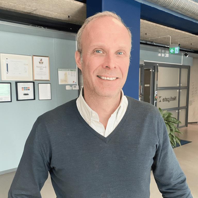 Henrik Ceder Netigates CPO