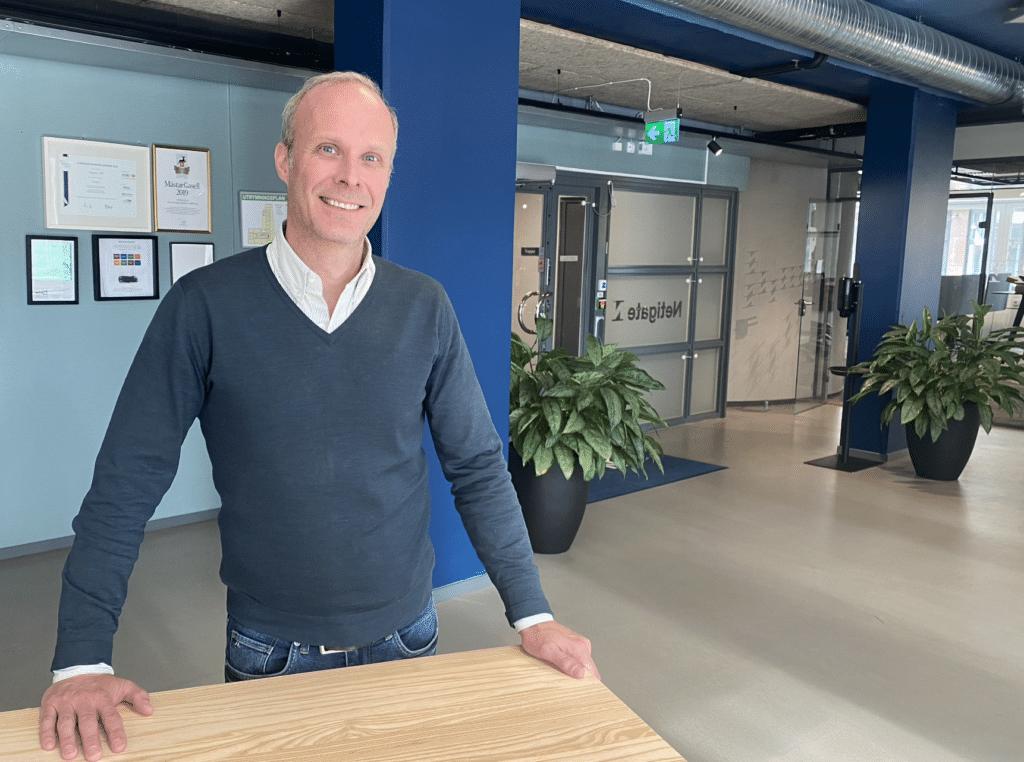 Netigate rekrutiert Henrik Ceder als neuen CPO