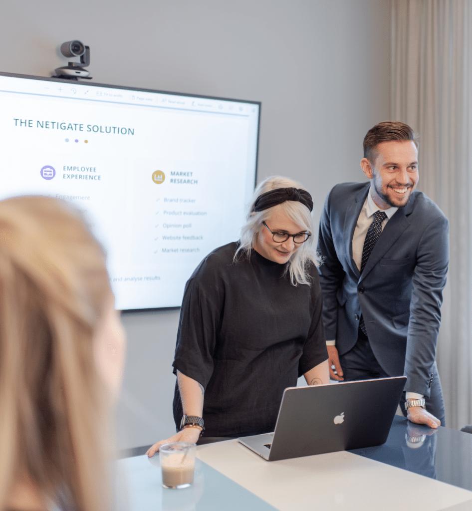 Stockholm office solution
