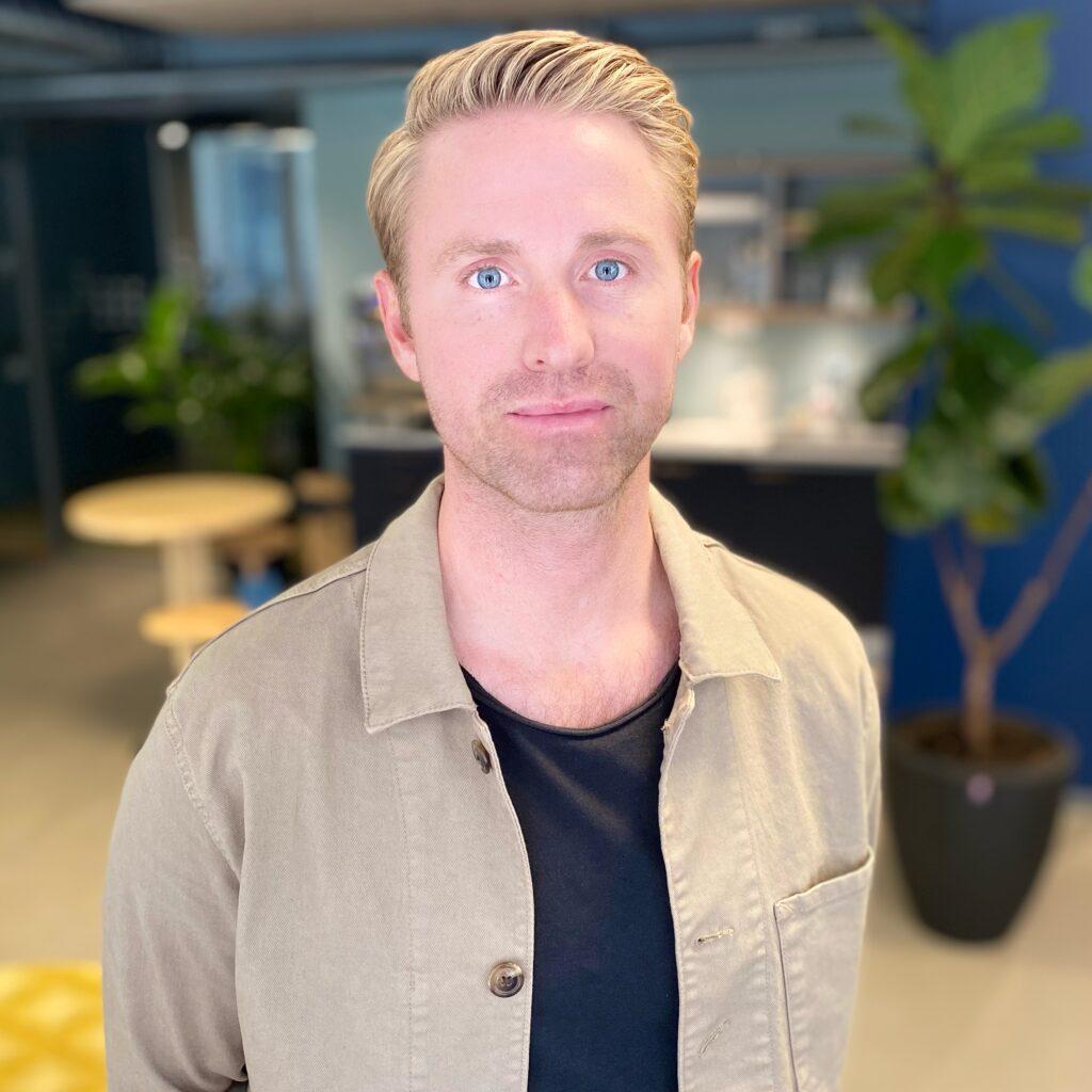 Netigate rekrutiert ehemaligen Klarna Executive Erik Nordqvist als neuen CFO