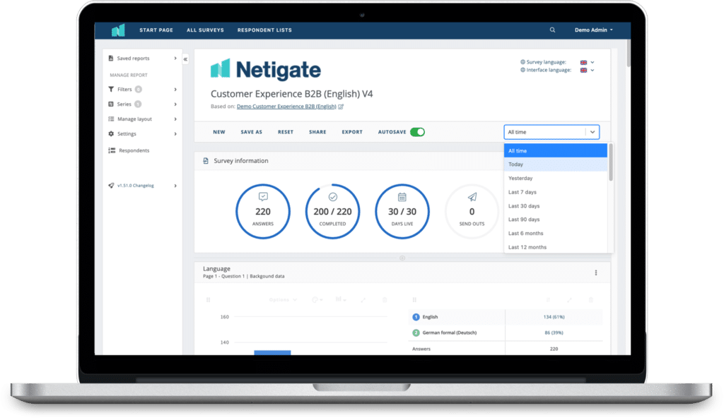 New Year,  new surveys, new Netigate!